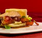 Gastronomia Gourmet Frutilla Martin Molteni