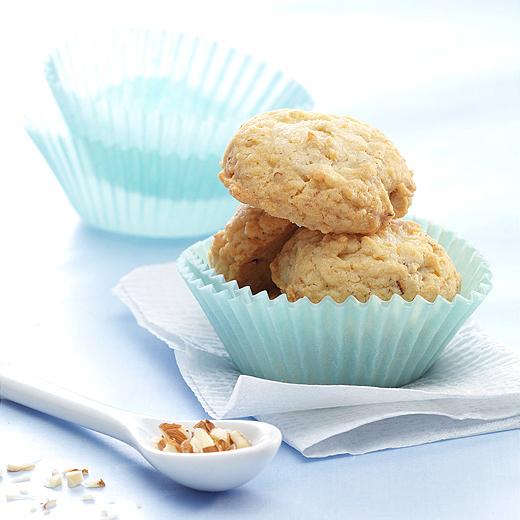 Fotografía de galletitas dulces