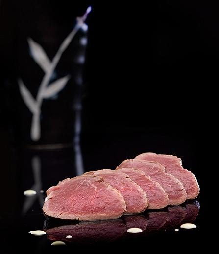 Carpaccio Fillet Steak Editorial Planeta Gastronomy Photography