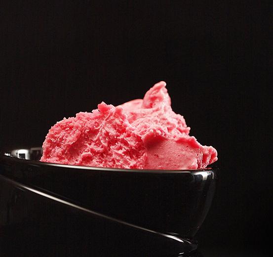 Fotografía de helado