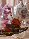 Postre Chocolate Gourmet Gastronomia fotografia de gastronomía