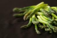 food photography asparagus