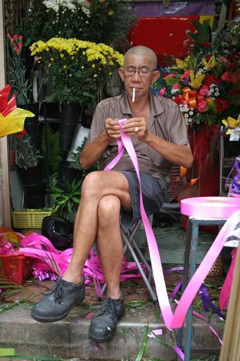 Florista-indonesio
