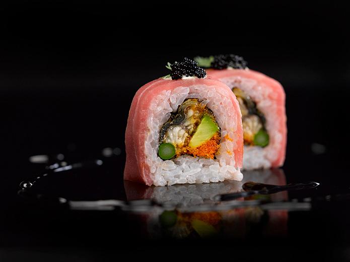 Nagui Roll Iwao Editorial Planeta fotografía de gastronomía