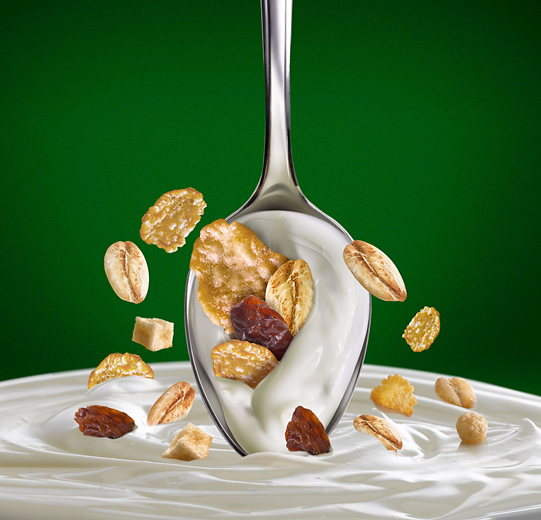 Danone Ser Cereals Emi Pechar