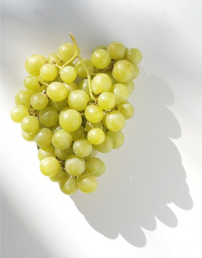 food photography grapes
