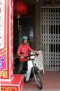 Motociclista-chino