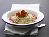 food photography risotto